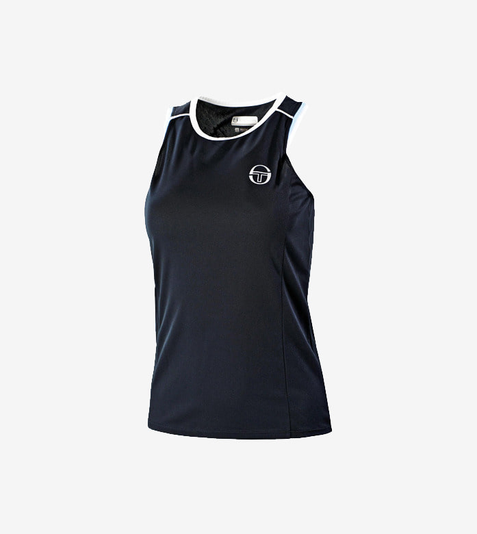 PLIAGE TANK TOP [NAVY/WHITE]