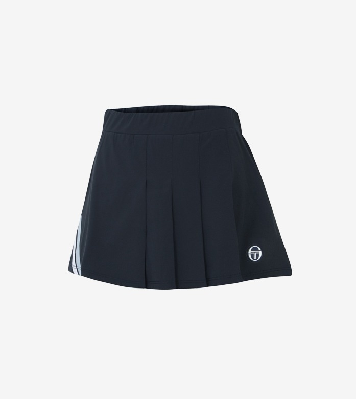 PARIS SKORT [ANTHRACITE]