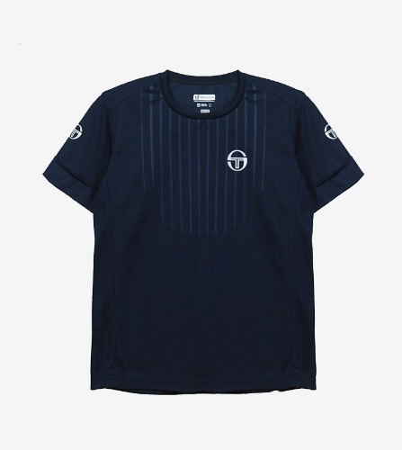 ELEGANCE T-SHIRT [NAVY/WHITE]
