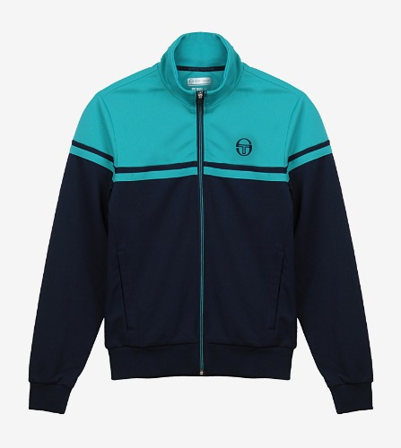 YOUNGLINE PRO TRACKTOP [NAVY/GREEN]