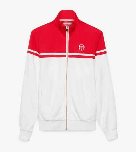 YOUNGLINE PRO TRACKTOP [WHITE/RED]