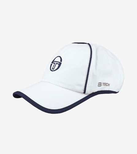 CLUB TECH CAP [WHITE/NAVY]