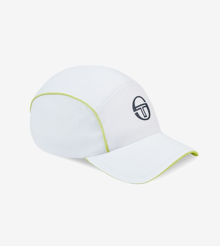 PRISMA CAP [WHITE/YELLOW FLUO]