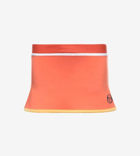 TAPED JRF SKORT [LIGHT ORANGE]
