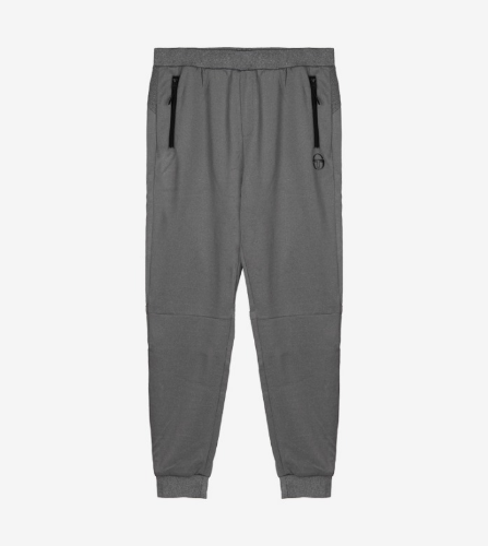 DONET PANTS [DARK GREY MELANGE]