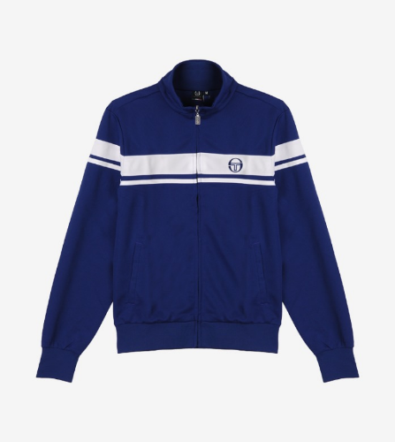 YOUNG LINE TRACK TOP [VINTAGE BLUE]