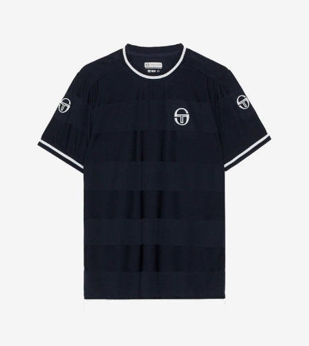 RETRO T-SHIRT [NAVY]