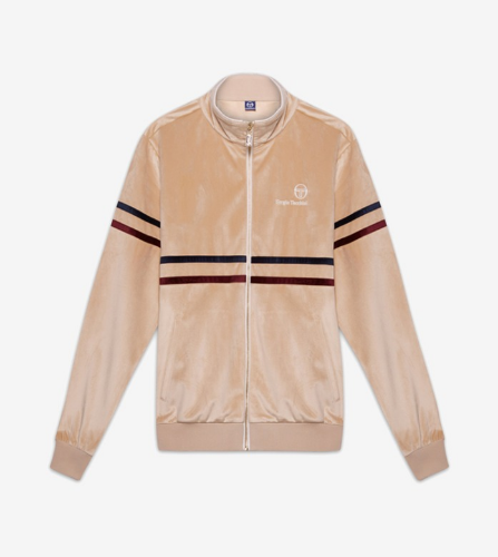 MW88 TRACK TOP [IRISH CREAM/IVORY]