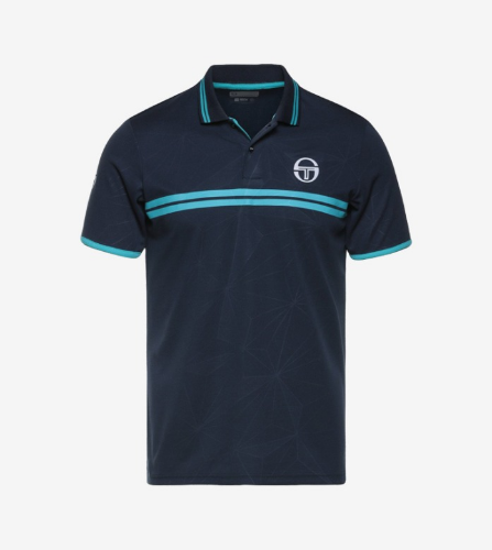 SPOKES POLO [NIGHT BLUE]