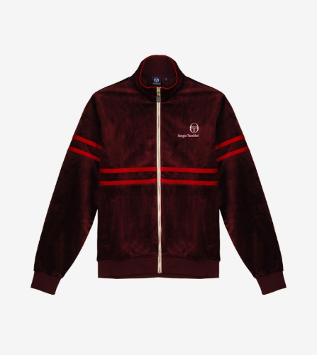 MW88 TRACK TOP [REDDISH/APPLE RED]