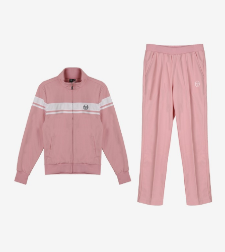 YOUNG LINE TRACK TOP + PANTS [MERLOT]