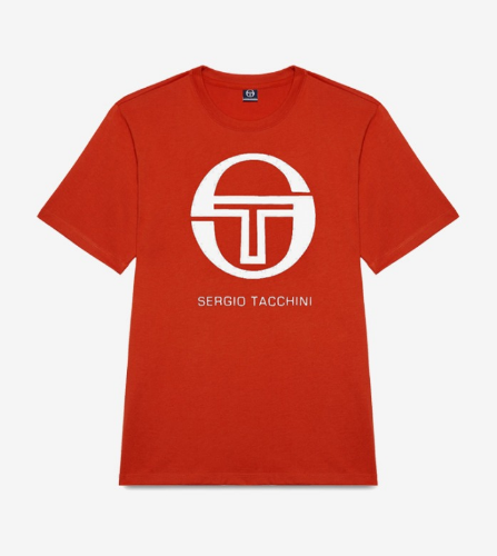 IBERIS T-SHIRT [RED/WHITE]