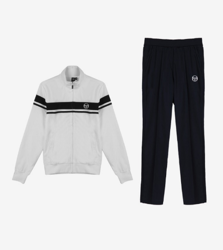 YOUNG LINE TRACK TOP + PANTS [NAVY/WHITE]