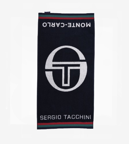 FRAIG/MC/MCH TOWEL 50*100 [NAVY/WHITE]