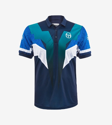 HAWK POLO [NAVY/ROYAL]