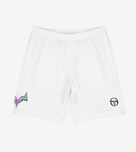 HAWK SHORT [WHITE/GREEN]