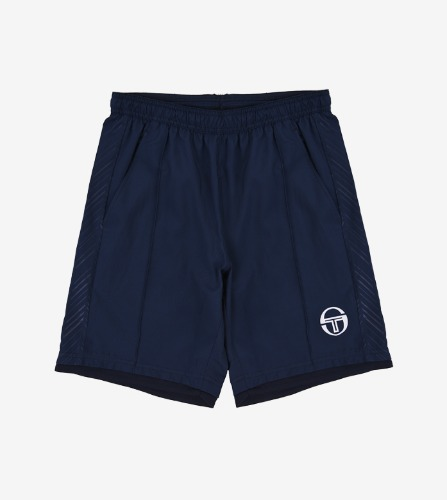 CHEVRON SHORT [NAVY/WHITE]
