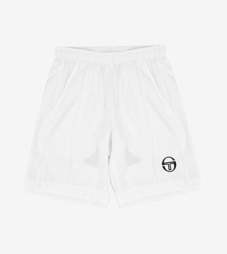CHEVRON SHORT [WHITE/NAVY]