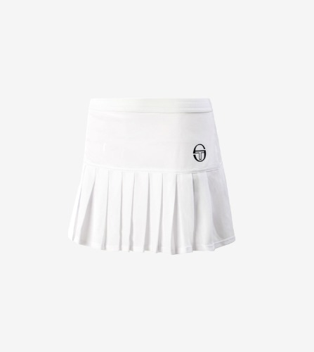 PLIAGE SKORT [WHITE/NAVY]