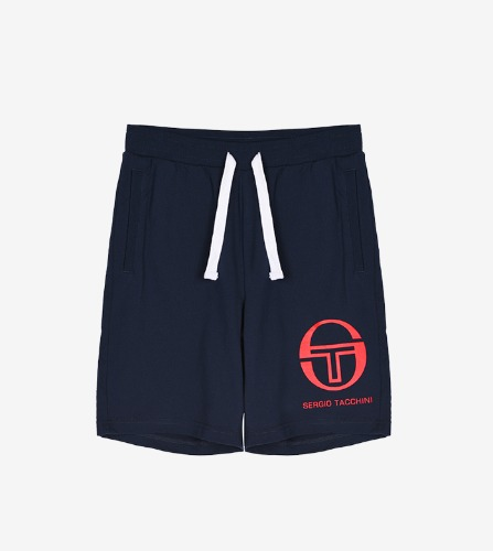 OASIS 020 SHORT [NAVY/VINTAGE RED]