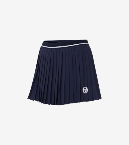 TCP SKORT WOMAN [NIGHT SKY / BLANC DE BLANC ]