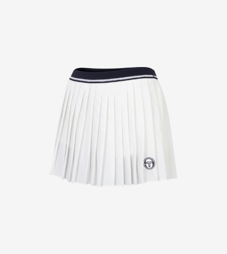 TCP SKORT WOMAN [BLANC DE BLANC /  NIGHT SKY]