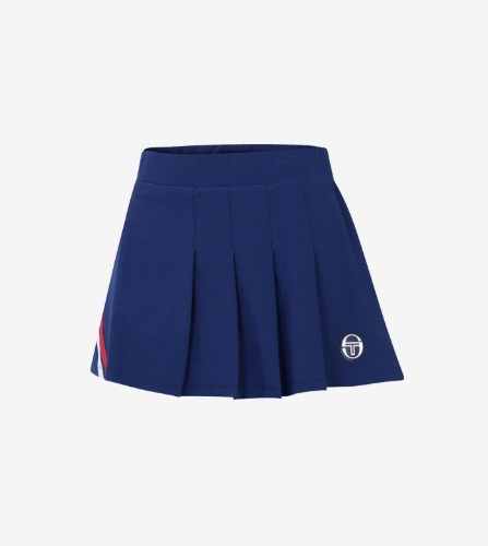 PARIS SKORT [BLUE DEPTHS]